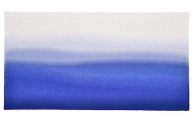 [№5922-0400]山形緞通 しもつき (縦80×横150cmウール100%)