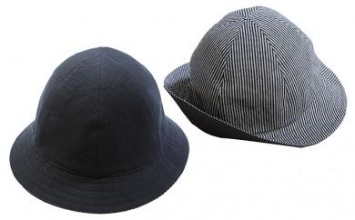 [№5922-0372]「やまのべの木綿」帽子