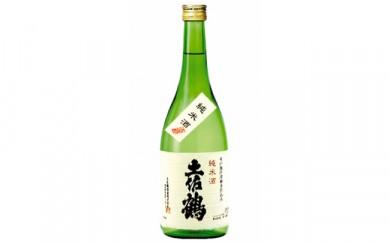 OK-25和紙の純米酒720ml×1本