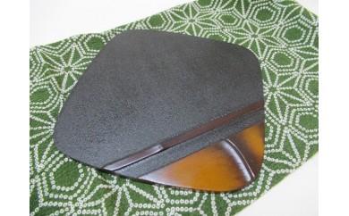 N30-603 竹塗り銘々皿(1皿)