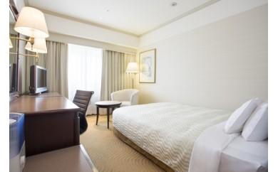 HN01:ホテル日航関西空港 1泊1名様プレミアムエコノミークラスシングル(朝食ブッフェ付)宿泊券