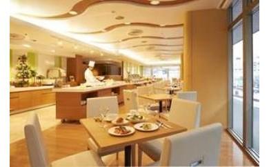 【番号:PA3001】★京王プラザホテル多摩 レストランお食事券Aプラン