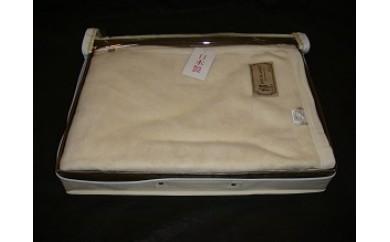 D-42 シルク100%毛布 日本製140×200