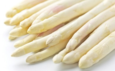 [№5894-0073]北海道 美深町産 ホワイトアスパラ 2Lサイズ約1kg(秀品)