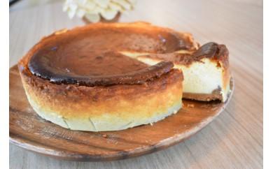 B-112 地元Cafeで大人気のベイクドチーズケーキ【5,000pt】
