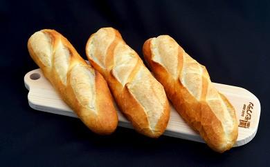 フランスパンとカッティングブレッドボードセット