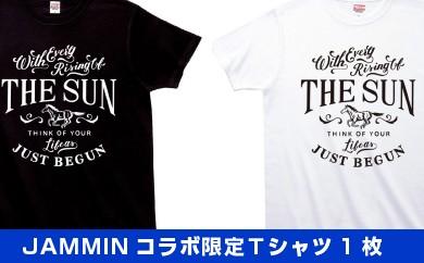 JAMMINコラボ Tシャツ1枚