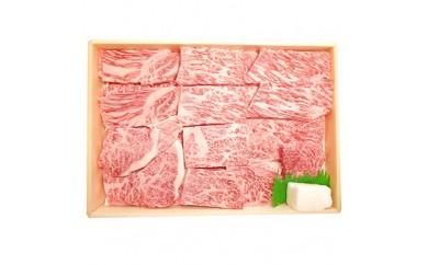 兵庫県産黒毛和牛 焼肉用 ロース約800g【1028946】