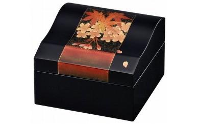 輪島塗 宝石箱(春秋蒔絵)