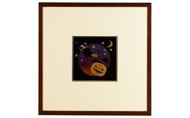 輪島塗 漆芸額(10月)