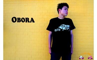 293 TOKUNOSHIMA発ブランド OBORA Tシャツ 【BULL】