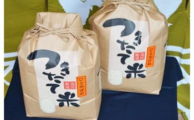 B-15 宮城の米「ひとめぼれ」(精米)8kg×2