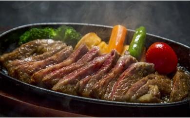 D-034 【JA】A5等級:霧島市産『黒牛1頭買い』ステーキ(2枚)・すき焼きセット