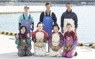 【期日指定可】三陸広田湾小友の牡蠣15個