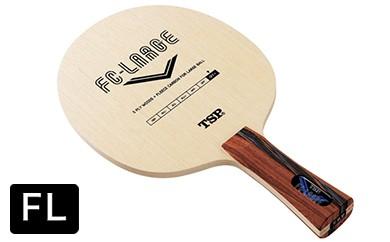 【Z-98】TSP製卓球ラケット FCラージ(FL)