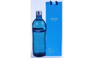 N-11◆土佐鶴 純米吟醸酒'azure'(アジュール)
