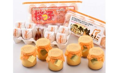 No.052 たまご・温泉たまご・プリン / 卵 温泉卵 詰合せ 石川県