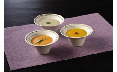 【A078】【期間限定】なだ万・おもてなしのすり流しスープ詰合せ