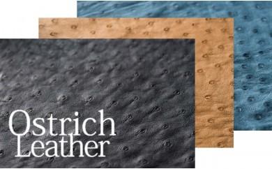オーストリッチクラフトレザーC【高級素材の代名詞!】[0065-0316]