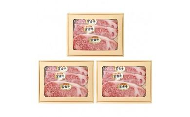 R006 宮古島産黒毛和牛 特選5等級 サーロインステーキ(200g×9枚)【550pt】