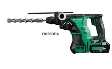 (1076)日立 充電式ドライバドリル DH36DPA(2XP)~マルチボルトシリーズ