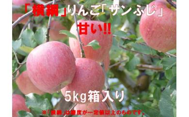 A-241 30年_りんご「【横綱】サンふじ」5kg