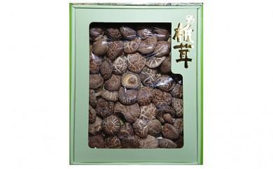 [№5527-0044]乾燥しいたけ(原木栽培)こうこ(5cm以上) 400g
