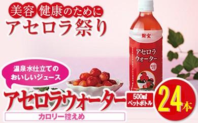 A-77 美容や健康のために!国産アセロラの天然ビタミンC飲料24本