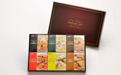 36-7 茨城県産ブランド豚ローズポーク食べ比べ「茨城の逸品」 6種計600g
