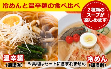 D0066 みちのくコガネ冷麺セット