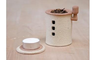 トロッピカル窯の癒しの茶香炉