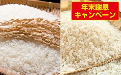 [№5792-0138]郷の有機使用特別栽培米 ひとめぼれ 7kg + ササニシキ 5kg