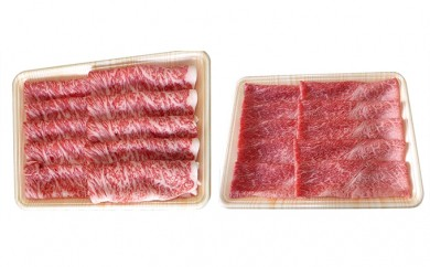 [№5905-0090]A5等級 飛騨牛スライスセット 約1kg(各500g)