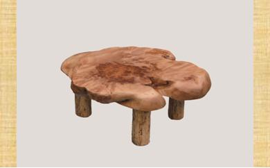 [№5723-0239]樺(約8.5cm)座卓
