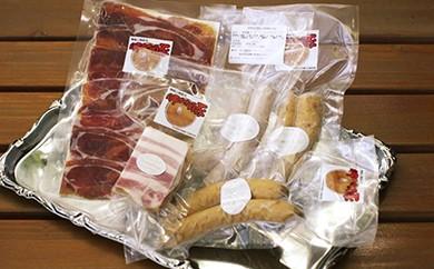 716 無添加・豚のおかずセットと豚加工品セット