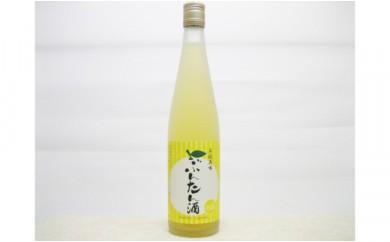 NM-58A10オリジナル!!土佐美味ぶんたん酒500ml