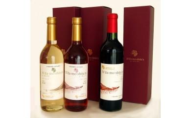 29-0412 【初蔵出し!】小林産ブドウ100%ワインセット【8000pt】