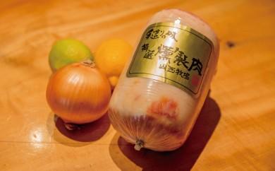 No.124 上ロースハム(約1kg)
