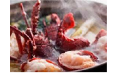 A77 伊勢エビと大ニベの海鮮鍋セット