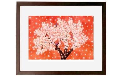 BH05 ファインアート「桜」【87000pt】