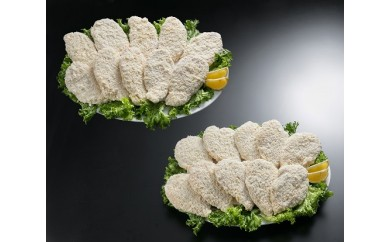 A582 本格食べ比べセット(とんかつ・チキンカツ)計2.2kg