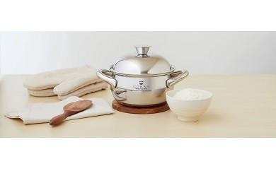 E-0022 ビタクラフト ご飯鍋
