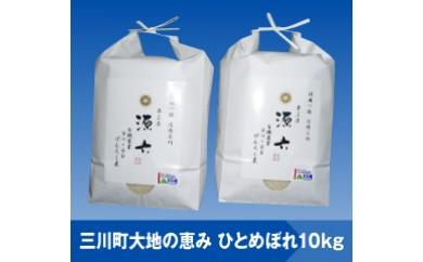 182 【29年産】つや姫マイスターが作る 特別栽培米(玄米)ひとめぼれ10kg