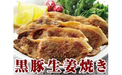 No.253 鹿児島県産黒豚生姜焼き