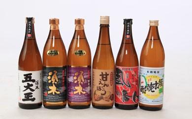 【蔵元直送】新・飲み比べ6本セット 30-S414