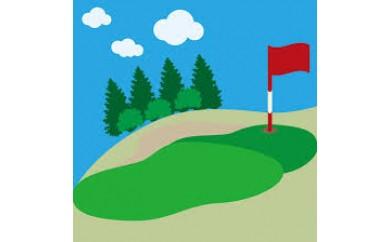 ゴルフ場利用券