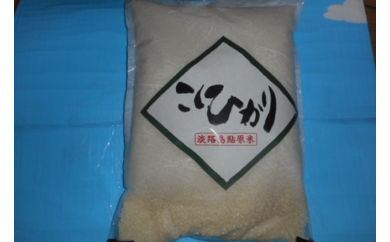 AT04:淡路島産の鮎原の米(コシヒカリ)