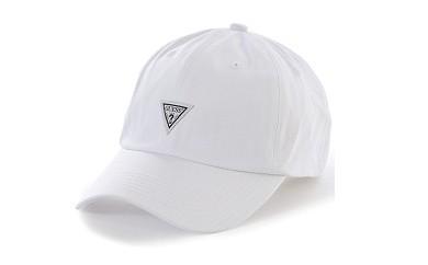 GUESS(ゲス)モノトーンロゴキャップツイル素材【ホワイト】MH0K8507MI WHITE_0Y23