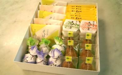 [№5823-0211]銘菓処 藤岡屋 菓子詰め合わせ 5種30ヶ入