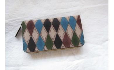オリジナル革財布
